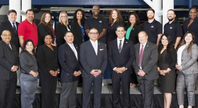 George R Brown Convention Center Operations Services Team