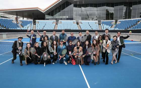 Melbourne Showcases Incentive Travel Assets During Business Events Australia Greater China Showcase