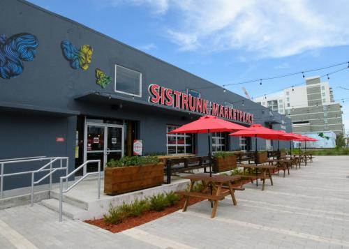Sistrunk Marketplace exterior