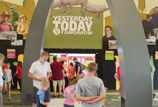 Fair-Oaks-Farms-Educational-Things-to-Do-Northwest-Indiana