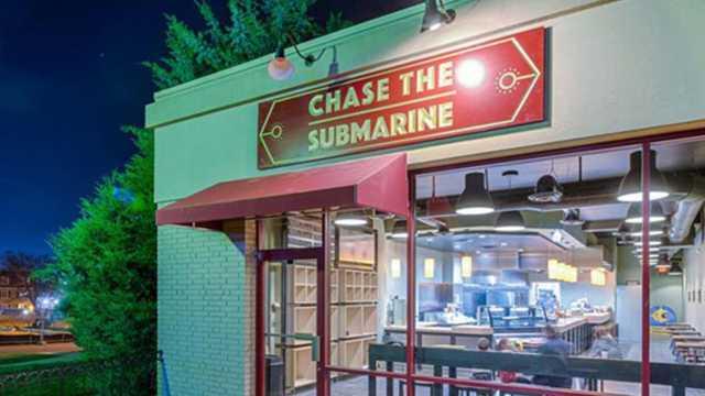 Chase The Submarine Vienna Restaurants