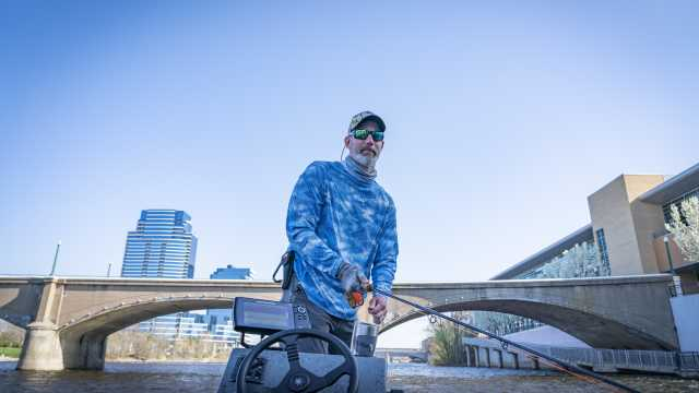 Fishing in Grand Rapids | Great Grand Rapids Fishing Spots