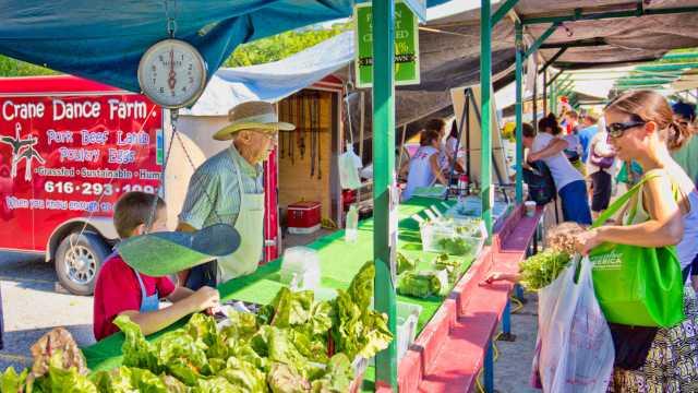 Fulton Street Farmer S Market
