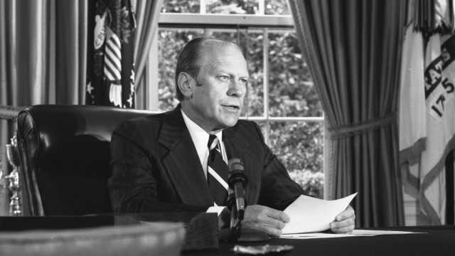 Facts About President Gerald R Ford
