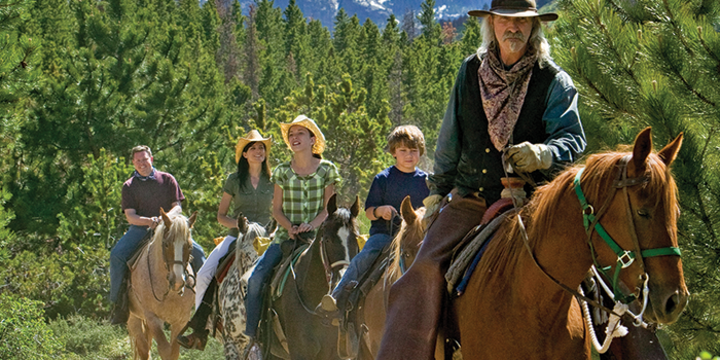 horseback riding estes park coupons