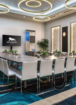MGM Grand's Stay Well Meetings