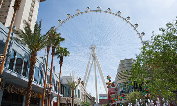 Las Vegas Observation Wheel - High Roller