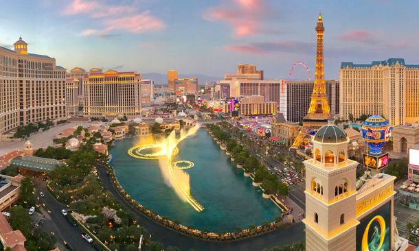 Las Vegas Fast-Forwards to the Future of Meetings
