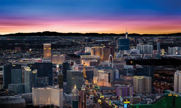 Las Vegas Travel Journey: From Your Front Door to Your Meeting