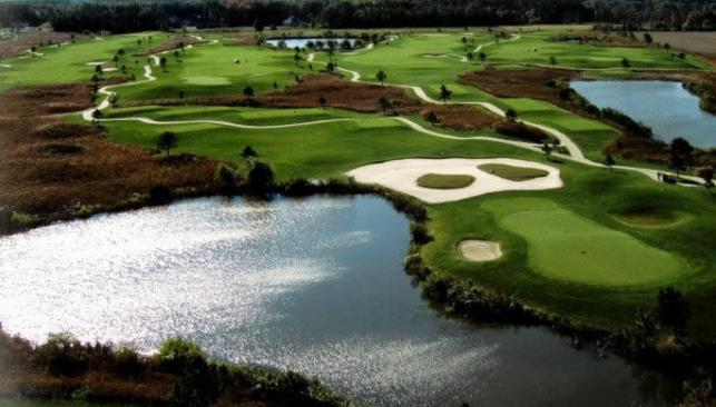 Cahoon Plantation Golf Course