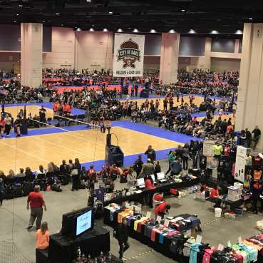 2017 Volleyball events