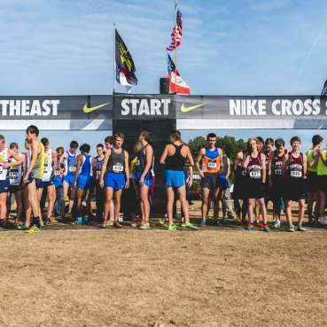 2014 Nike Cross Nationals Southeast
