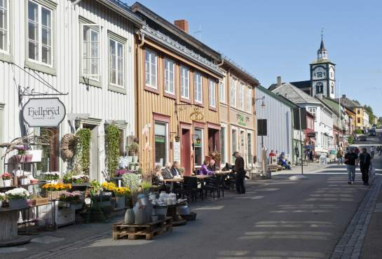 Røros, Norway – Sustainable, historic city since 1644