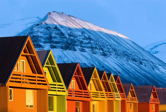 The Svalbard Islands Norway Arctic Wilderness Wildlife