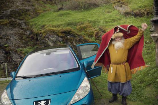 The modern Vikings