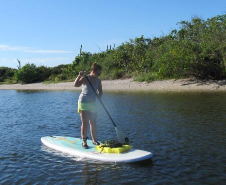First SUP Adventure