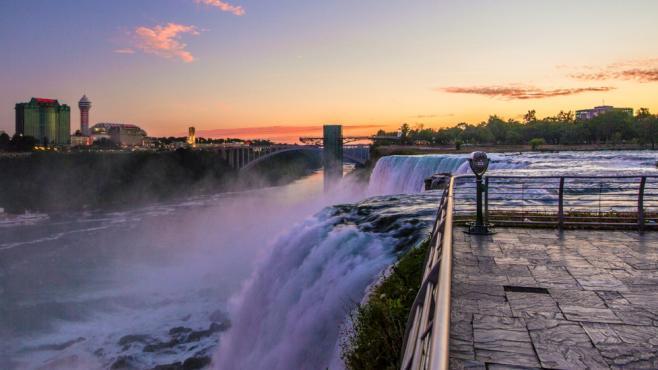 Spotlight: Buffalo & Niagara Falls