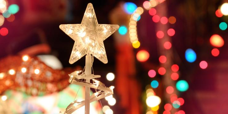 shopping holiday happenings that will get you giddy this season - Christmas Lights College Station