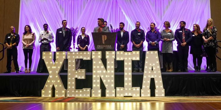 Visit Temecula Valley Announces Winners Of Xenia Hospitality Awards