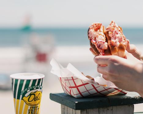 Iconic Lobster Rolls