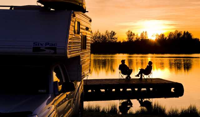 rv parks by state