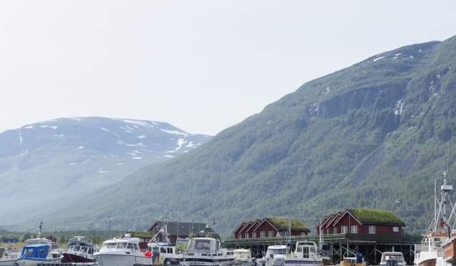 Manndalen, Kåfjord