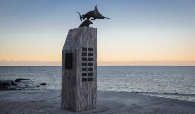 Ureddmonumentet, Helgeland