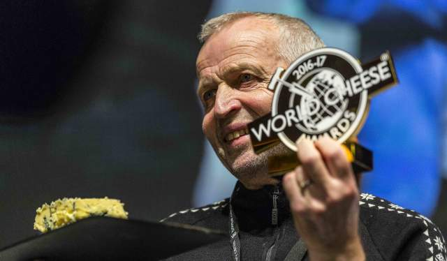 World Cheese Awards, Bergen