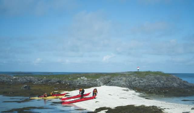 Vegaøyene, Nordland