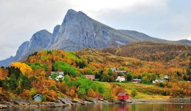 L'Automne en Norvège avec Hurtigruten