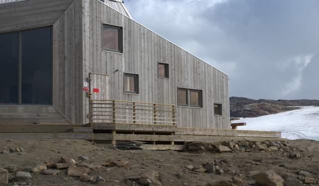Rabothytta, Helgeland