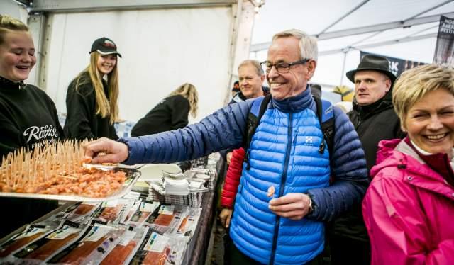 Norsk Rakfiskfestival, Fagernes