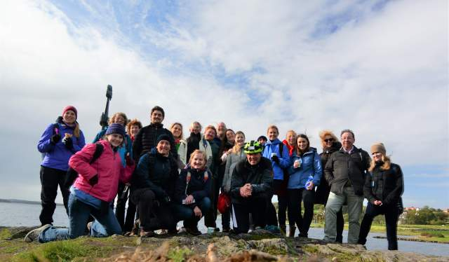 Fam trip to Stavanger in September 2018