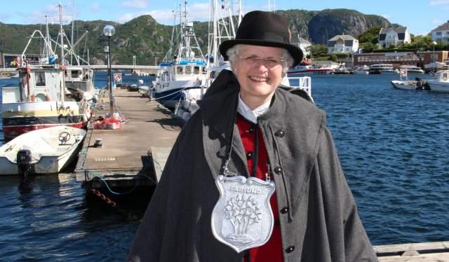 Byvandring med Vekter-Elin i Farsund