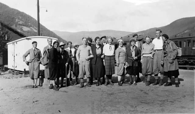 DNT, Rondane (1932)