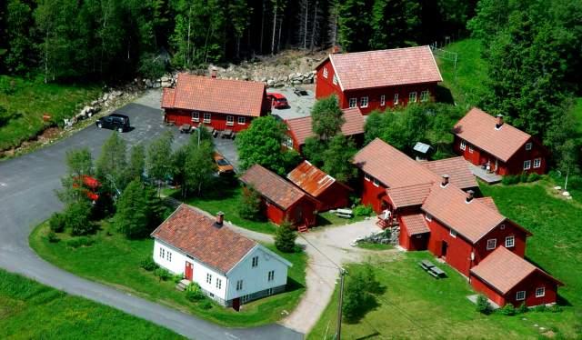 Heddan Gård Lyngdal Norway
