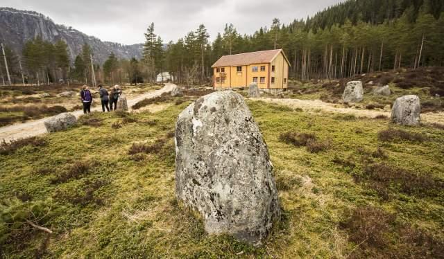 Tingvatn Fornminnepark og besøkssenter Norway