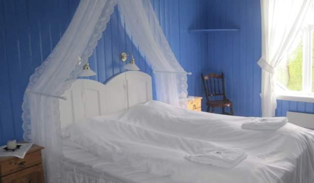 Historic accommodation at Dønnes gård