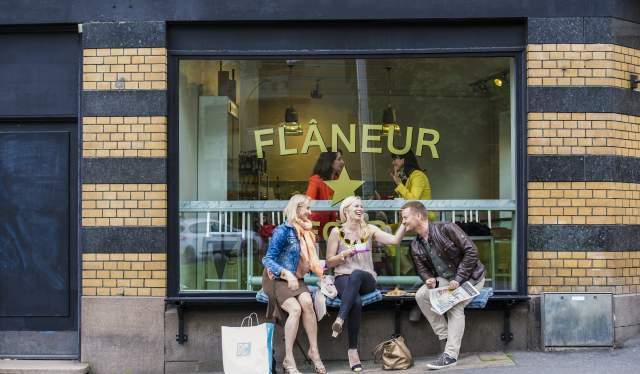 Flaneur, Oslo