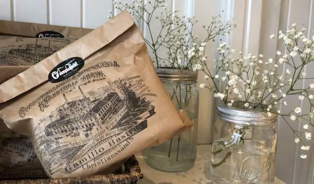 Camillo Bastrup bread bag