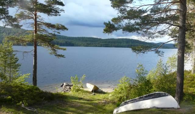 Hiking in Vegårshei Norway
