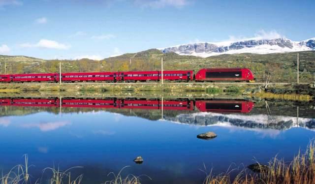 Explore the Bergen Railway with Hurtigruten