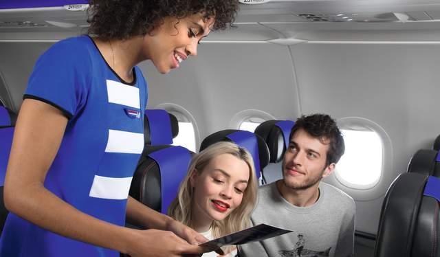 Vols pas chers avec Joon, filliale d'Air France