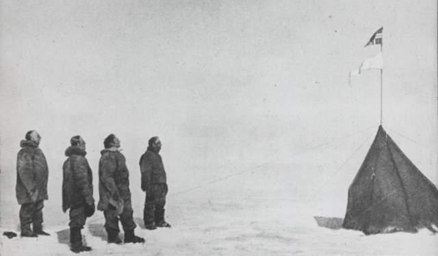 Roald Amundsens polarekspedisjon