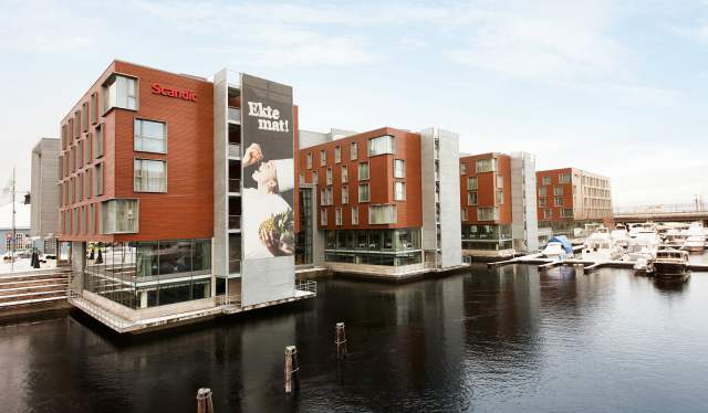Scandic Nidelven Hotel i Trondheim