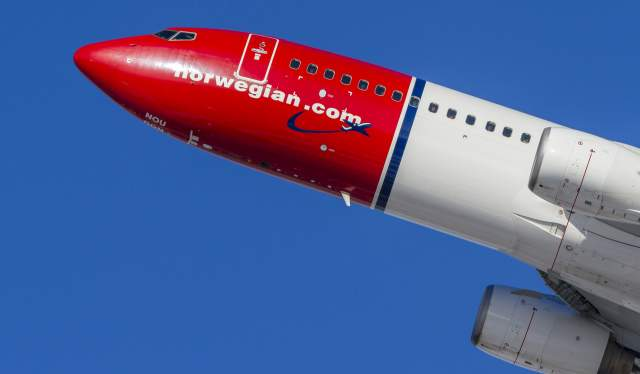 See it all with Norwegian