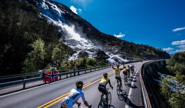 Tour des Fjords 2018