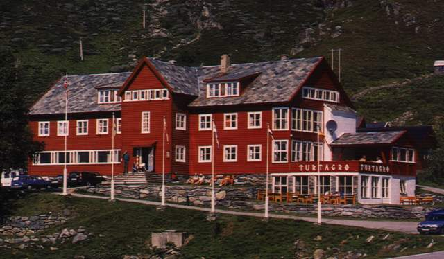 Old Turtagrø Hotel