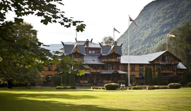Dalen Hotel, Telemark
