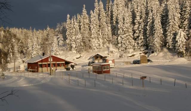 Evje skistadion